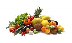 clean 9 groenten en fruit