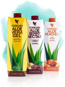 aloe vera drank forever living products
