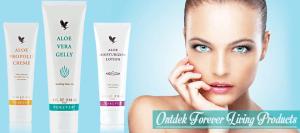 forever living products huidverzorging voor acne en eczeem
