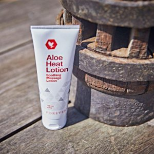 heat lotion