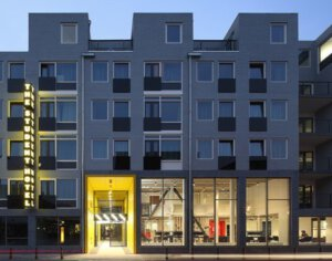 the student hotel hoefkade 9
