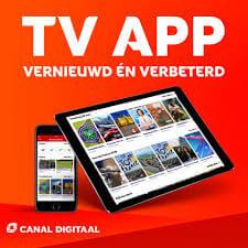 tv app van canal digitaal